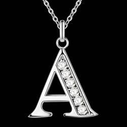 Ogrlica sa priveskom u obliku slova - razne vrste