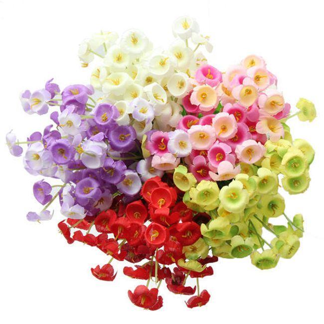 Искусственные цветы Campanula 1
