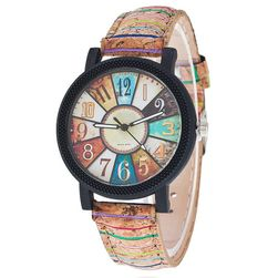 Náramkové hodinky ve vintage stylu