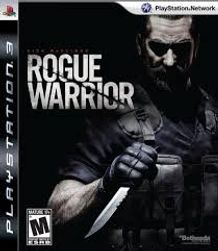 Игра (PS3) Rogue Warrior