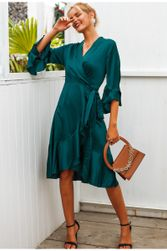 Damska sukienka Aknel