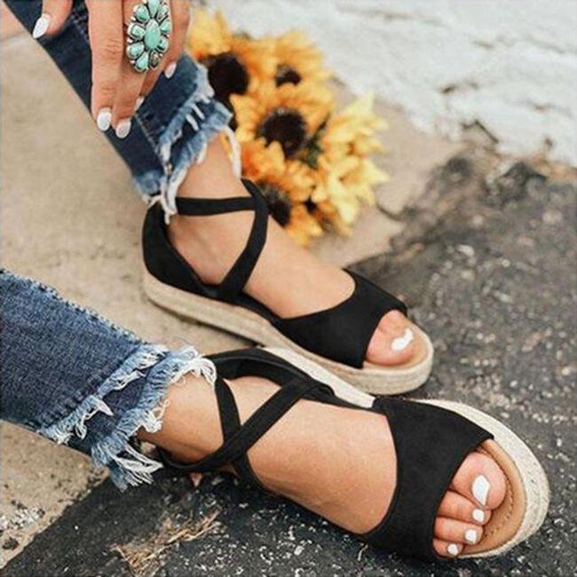 Ženske sandale Sasu 1
