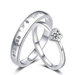 Prsteni za par Alicia