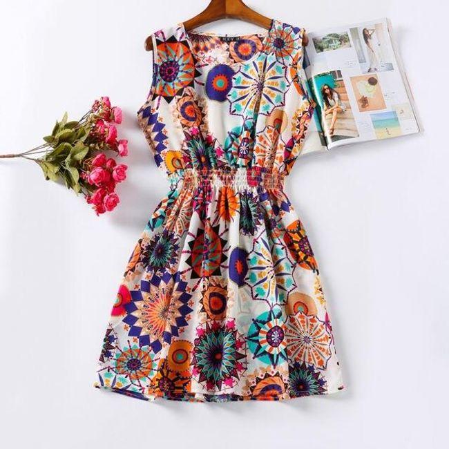 Rozmanité letní šaty - vzor 18, velikost 2 1