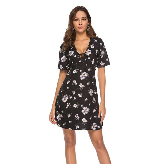 Лятна рокля Condry 1