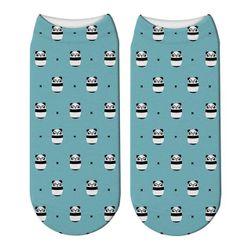Dámské ponožky Panda