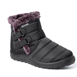 Damskie buty zimowe Lupe