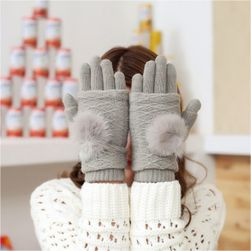 Damskie rękawiczki Rinah