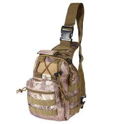 Мужская сумка для активного отдыха в четырех вариантах