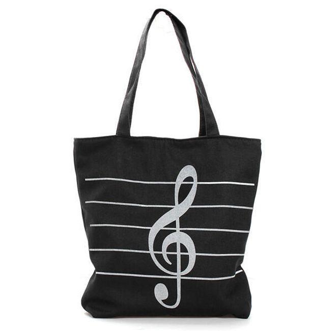 Летняя сумка со скрипичным ключом 1