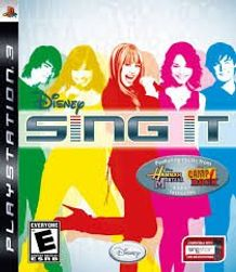 Hra (PS3) Disney Sing It