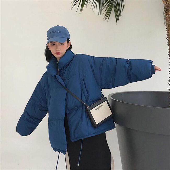 Női téli kabát Dunya 1