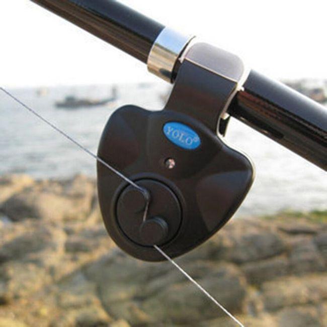 Rybářský alarm na prut 1