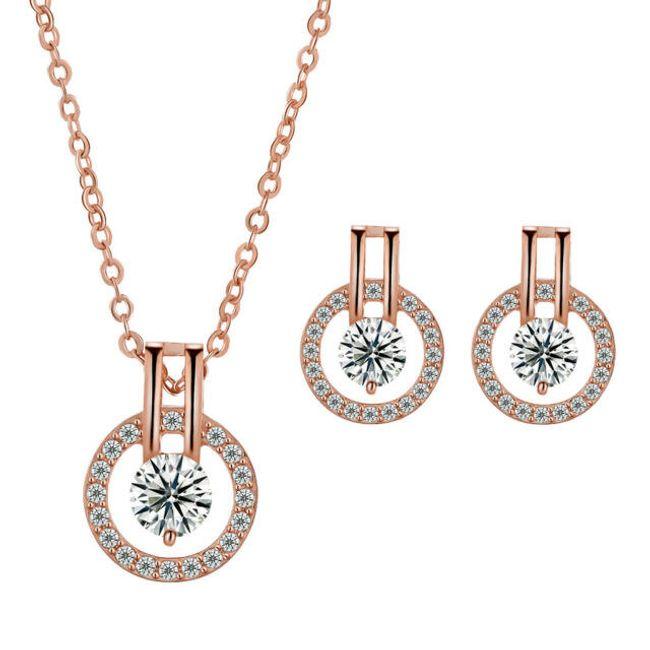 Komplet biżuterii TN1048 1