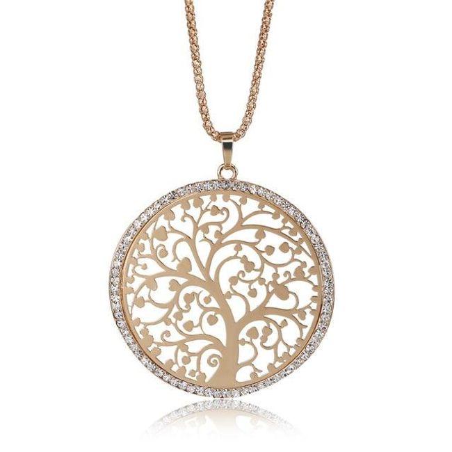 Dámský náhrdelník B0137 1