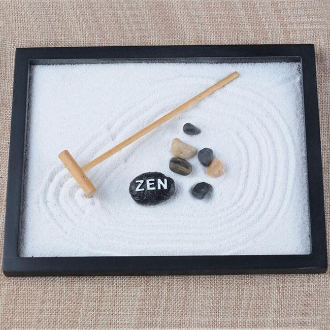 Zen vrt - dekoracija 1