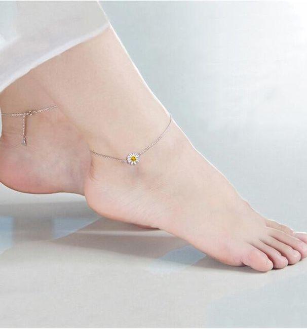 Narukvica za nogu Zaira 1