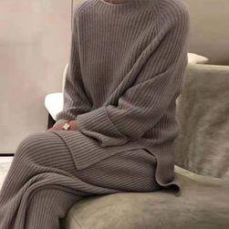 Ženski pulover s krilom Tamora