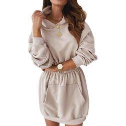 Женская платье-толстовка Visla