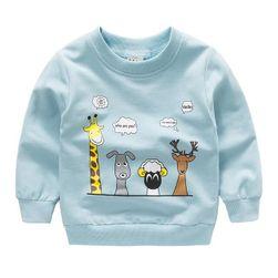 Otroški pulover Fleurine