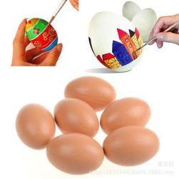 Dřevěné vajíčko k dekoraci