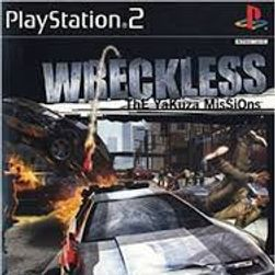 Gra (PS2) Wreckless: The Yakuza Missions