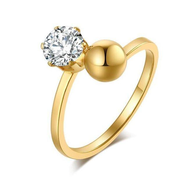 Ženski prsten B0594 1