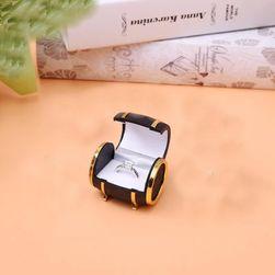 Krabička na prsten - sud