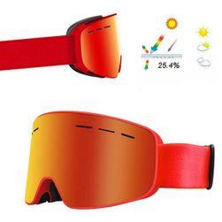 Лыжные очки Brayan