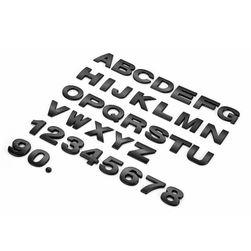 Nalepovací písmenko na auto - 2 barvy