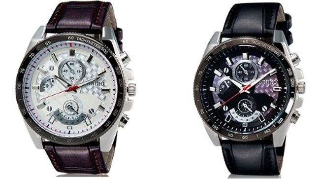 Męski zegarek Diniho - 2 kolory 1