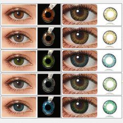 Obojena kontaktna sočiva TF4618
