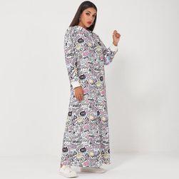 Длинное женское платье TF2769