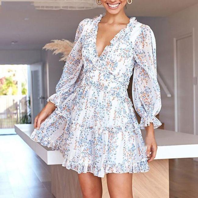 Dámské šaty TF6951 1