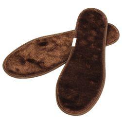 Teplé vložky do bot - různé velikosti