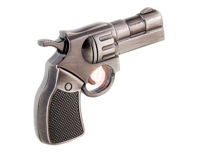 8GB Flashdisk - revolver 1