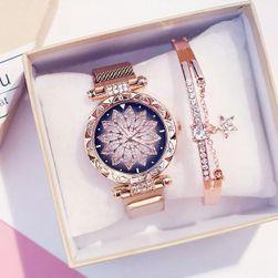 Дамски часовник с гривна SD8