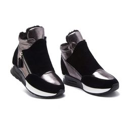 Dámské boty na klínu Cendyl