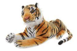 Plyš Tygr hnědý 55 cm SR_595784