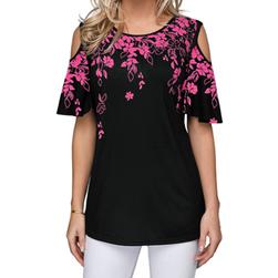 Bluză plus size pentru femei Hellera