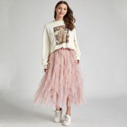Ženska dugačka suknja Wery