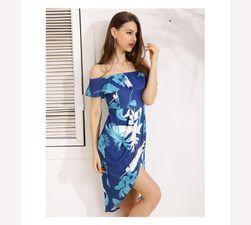 Dámské letní šaty bez ramínek - 3 barvy