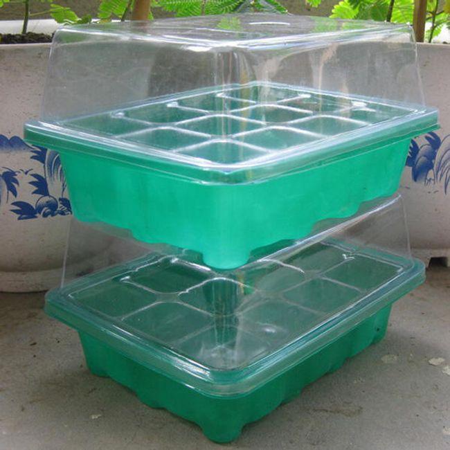 Plastična škatla za sadike 1