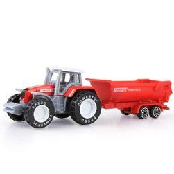 Traktor s vlečkou pro děti WE5