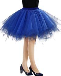 Krótka sukienka tiulowa- różne kolory
