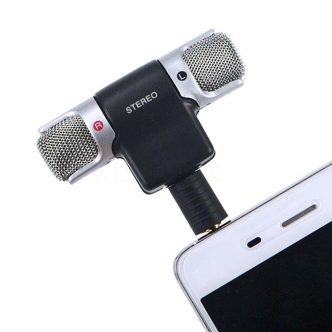 Univerzalni mikrofon za pametni telefon 1