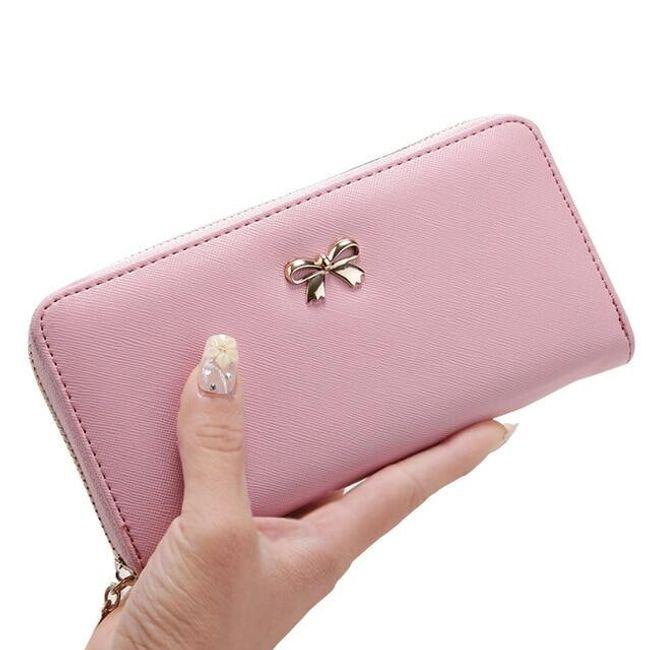 Dámská peněženka W03 1