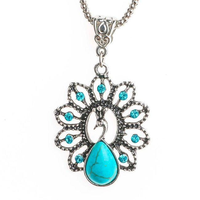 Dámský náhrdelník B80 1