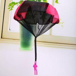 Dětská hračka - vyhazovací parašutista