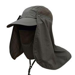 Шляпа для рыбалки с UV защитой- 8 расцветок